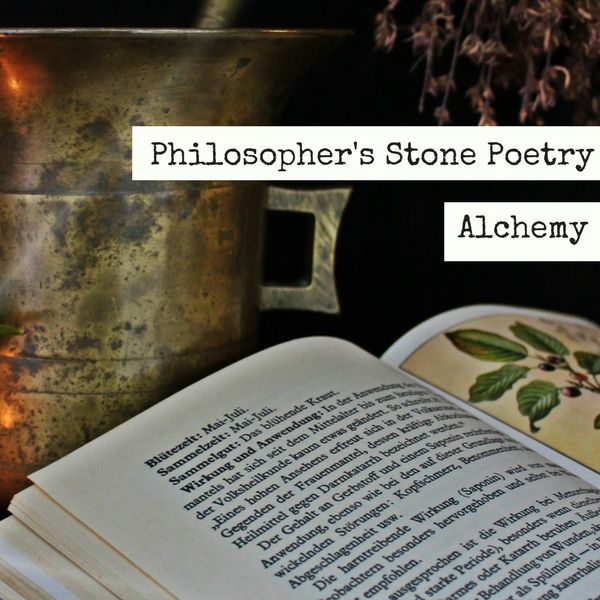 The art of alchemy, metallurgy, and sacred geometry. Learn about the search for the Philosopher's Stone, the Elixir of Life and the Alchemist's Magnum Opus.  #pspoets #alchemy #philosphers #stone #poetry