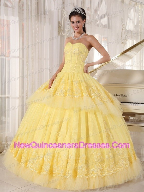 1b1a20320c yellow sweet 16 dress