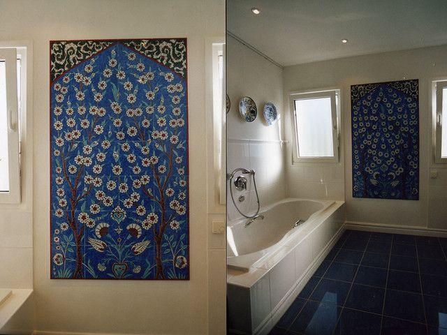 Wand Und Bodenbeläge Ottoman Tiles (Istanbul  London  Zürich)  #zementfliesen #zürich
