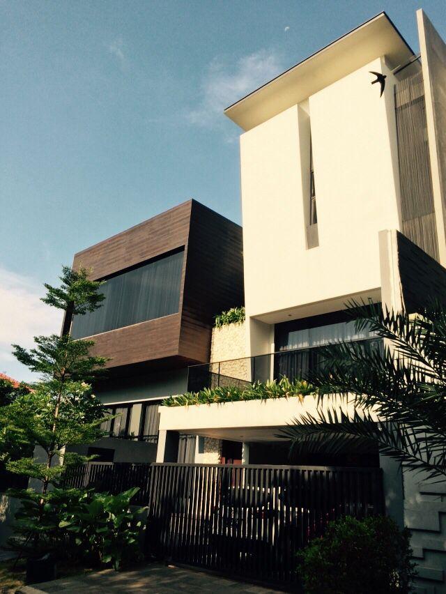 Modern Tropical House Jakarta 25 best