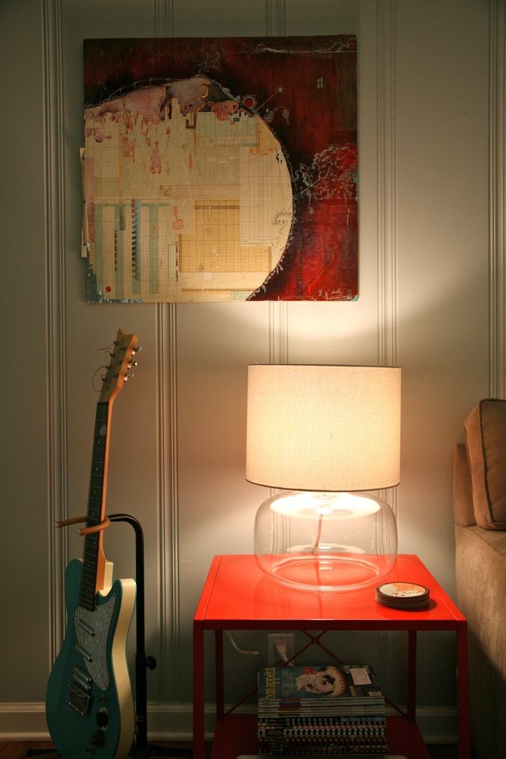 Our pieces and your interests = great eclectic mix.  Thanks to www.thenestinggame.com