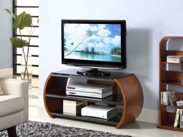 Nett eckschrank tv möbel