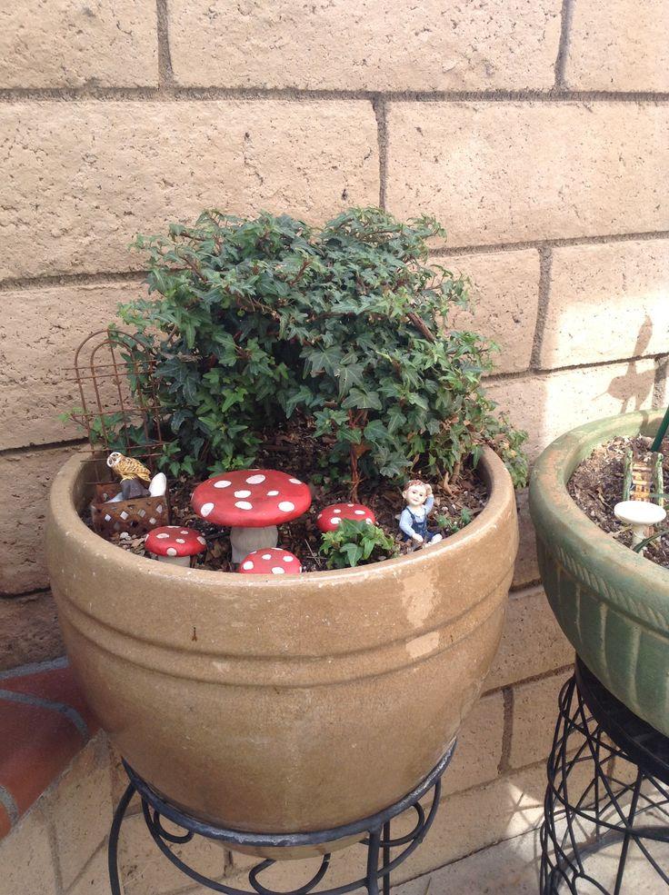 PInner's Note: Hobby Lobby Carries Fairy Garden