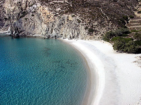 Donousa island, Small Cyclades, Greece