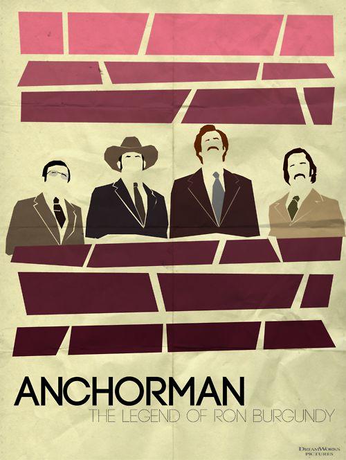 Anchorman by Matheus Candido