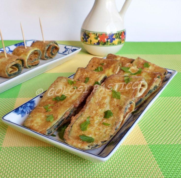 le zucchine dorate, sfizioso contorno per accompagnare o completare un secondo piatto leggero, visto che le zucchine dorate sono abbastanza sostanziose