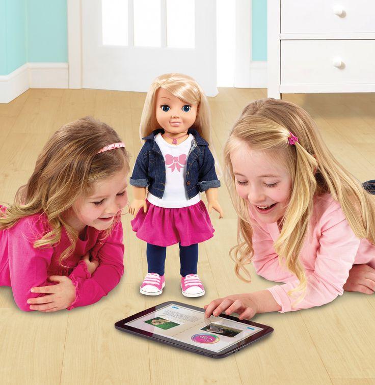 Amazon My Friend Cayla Toys Games My Friend