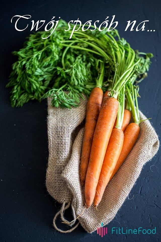 A Ty jaki masz sposób na marchewkę? / What's your favorite carrot recipe? www.fitlinefood.com