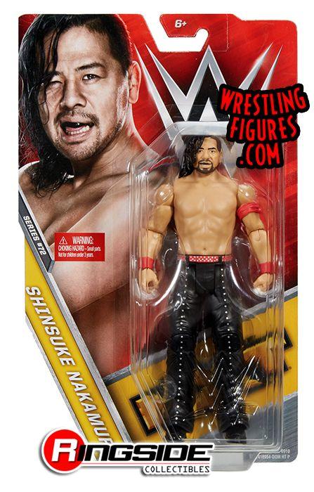 Shinsuke Nakamura - WWE Series 72