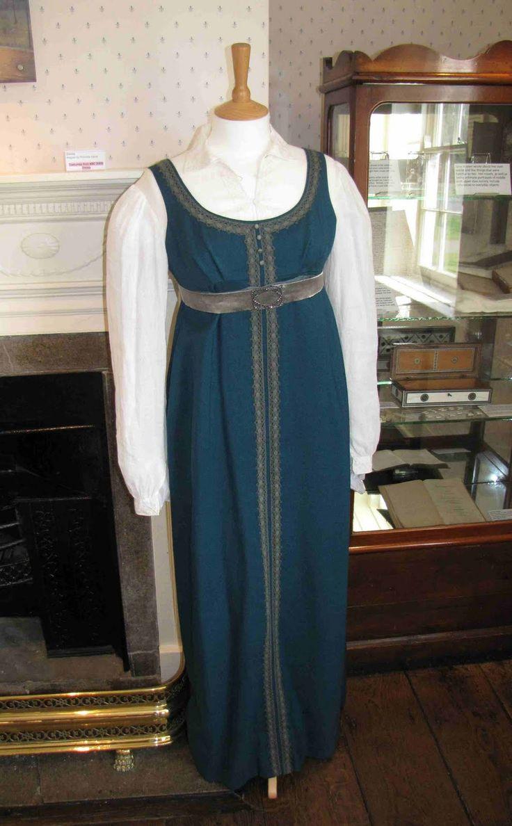 Jane Austen's House Museum: More Emma Costumes