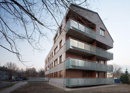 MULTIFAMILY HOUSE SZKOLNA, SIECHNICE - MAĆKÓW PRACOWNIA PROJEKTOWA, Wrocław