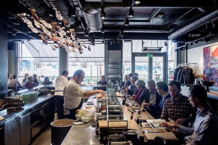 Alex Sushi leverer kanskje litt større regning enn kvalitet? #restaurantguide #restaurantanmeldelse #alex #smak