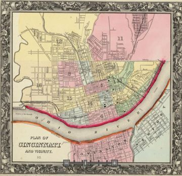 Genealogy Insider - Four Free Websites to Find Old Maps