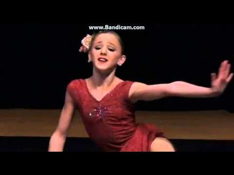 Dance Moms Chloe's Solo- Am I Here to Stay