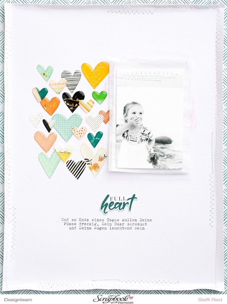 "Die Herzen aus der ""Let Your Heart Decide"" Kollekt…"