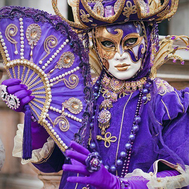 Carnival Mask,