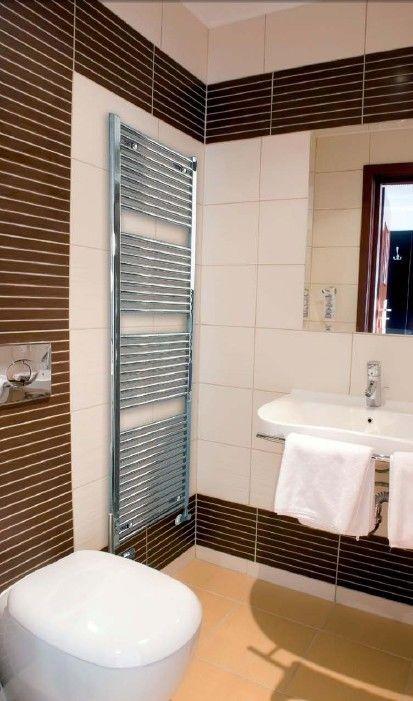 Radiador toallero modelo z t cromado de zeta series - Muebles para cubrir radiadores ...