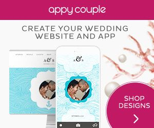 A personal wedding website is the perfect way to provide your guests with all the information they will need about your wedding. If you are having a destination wedding abroad a website is invaluable.