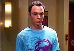 32 Momentos engraçados da série The Big Bang Theory em gifs