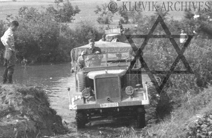 Operation Barbarossa - 7.Pz Div - 78-A - 35/33 June 1941 - KLUVIK ARCHIVES
