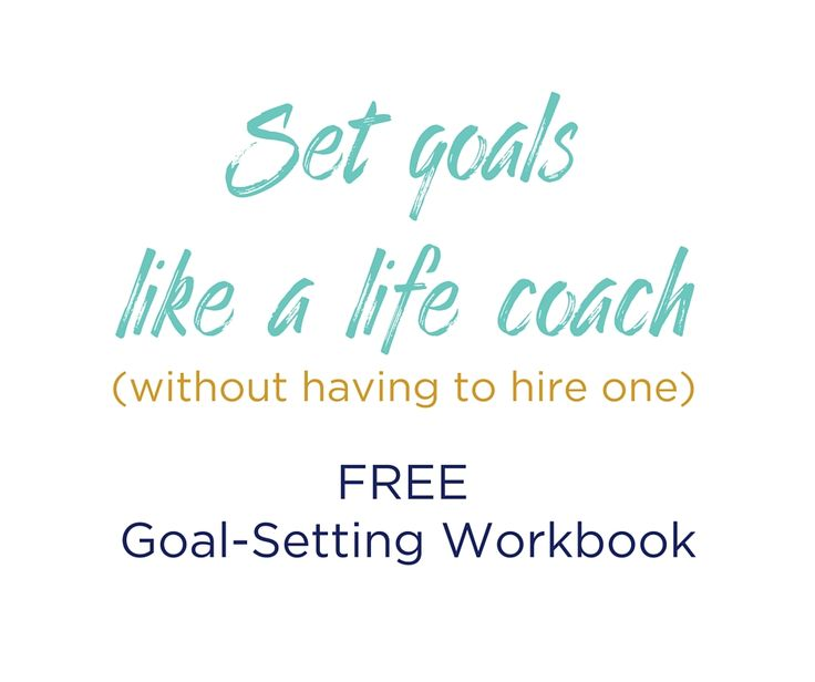 how to set goals in life and achieve them