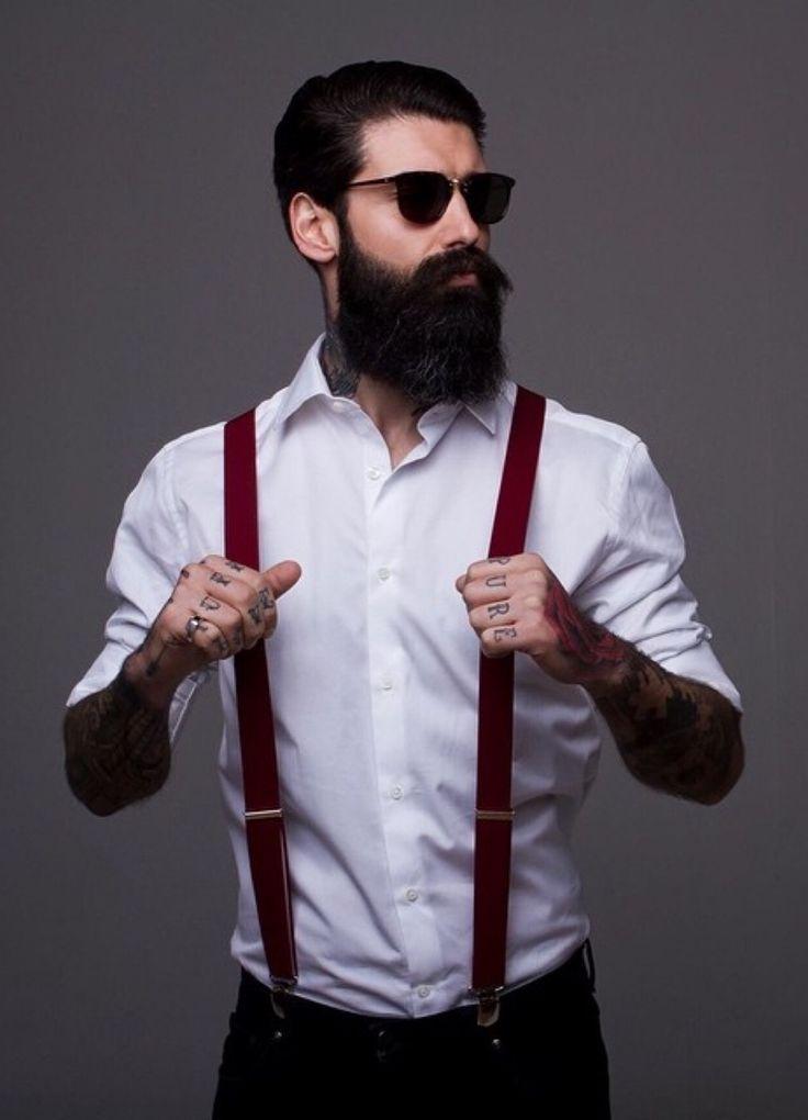 red suspender love