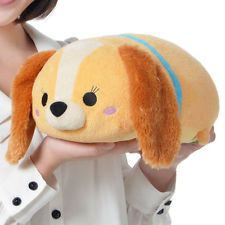 Lady Tsum Tsum Middle (M) Plush Doll ❤ Disney Store Japan
