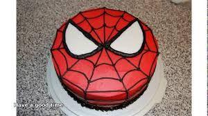 Resultado de imagen para pastele hombre araña y venom