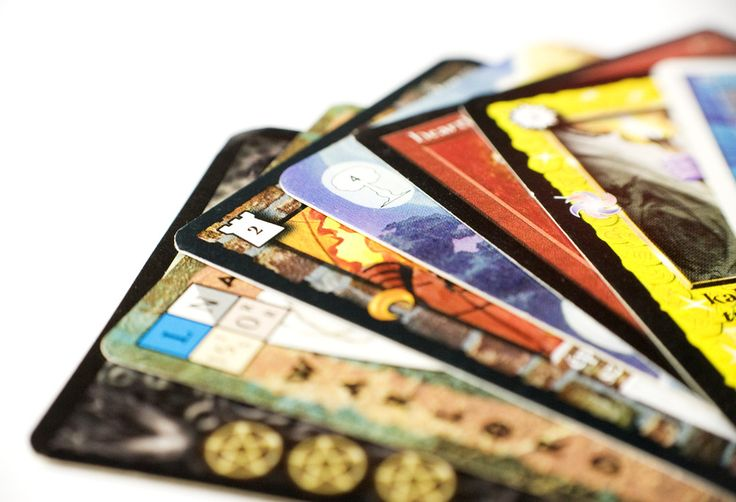 Part 2 of our guide to help you choose the Living Card Game that is best suited for you!