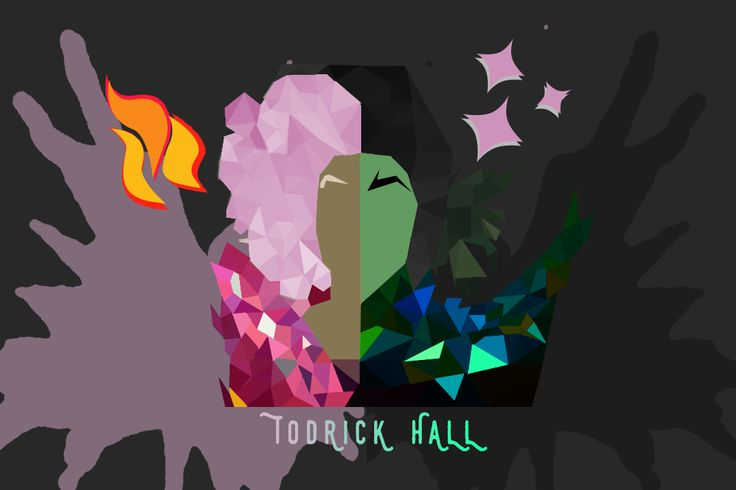 Todrick Hall Geometric