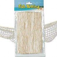 Fish Netting Natural $17.95 BE50301-N
