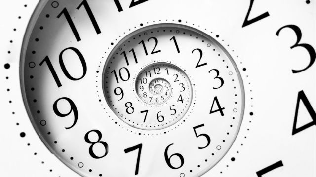 Is Time Really a Race?