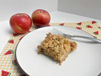 Caramel Apple Crumble Bars #SundaySupper - Hezzi-D's Books and Cooks