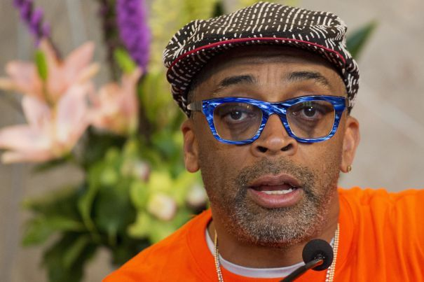 Spike Lee Drops Chrisette Michelle Song From Netflix Series Soundtrack Over Trump Inauguration Appearance