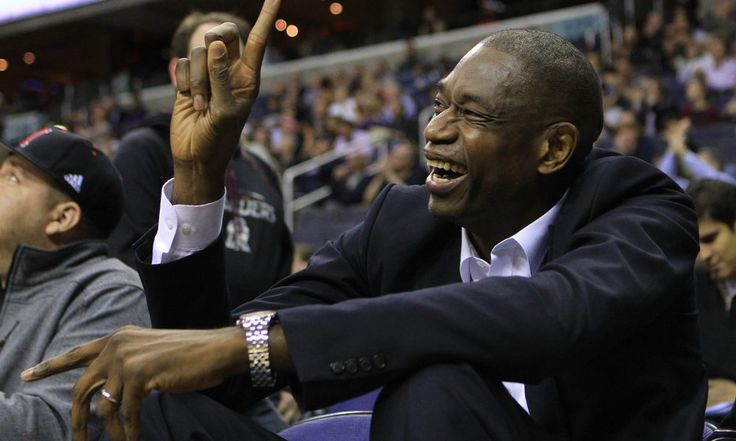 Nuggets to retire Dikembe Mutombo's No. 55 = The Denver Nuggets have announced that the franchise will retire the No. 55 jersey of center Dikembe Mutombo before their home-opener against the Portland Trail Blazers on October 29th:  The Nuggets originally.....