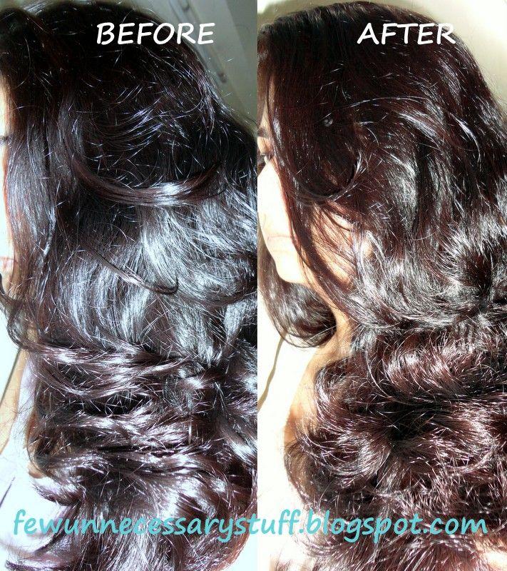 Natural Henna Hair Dye Colors