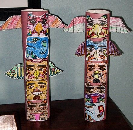 9 Native American Crafts for Kids                                                                                                                                                                                 More
