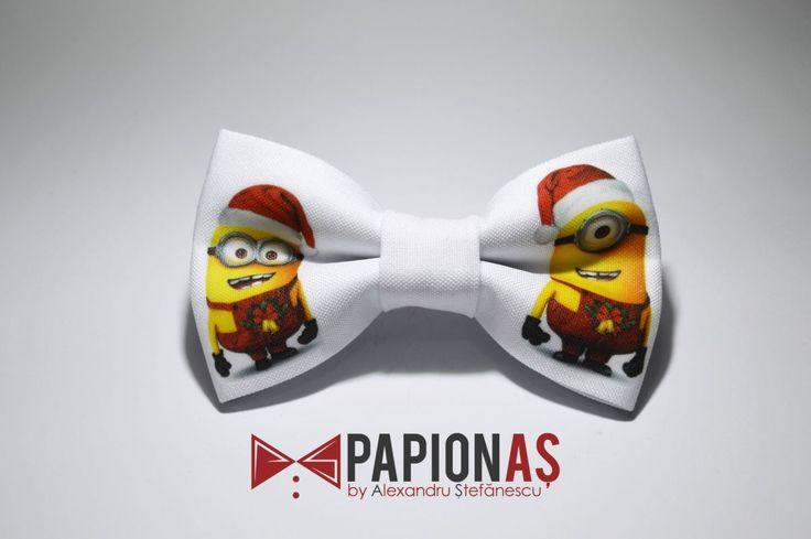 Papion Christmas Minions