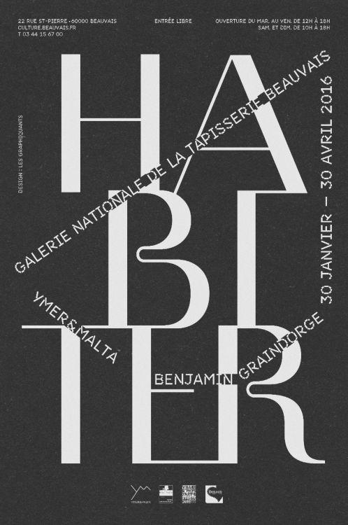 slapdashing:  unquoted-sheets:  Habiter / Benjamin Graindorge by...