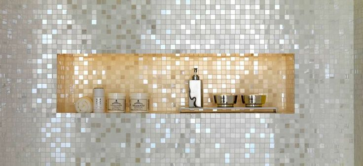 Marazzi Stonevision | colorful ceramic wall tile accent