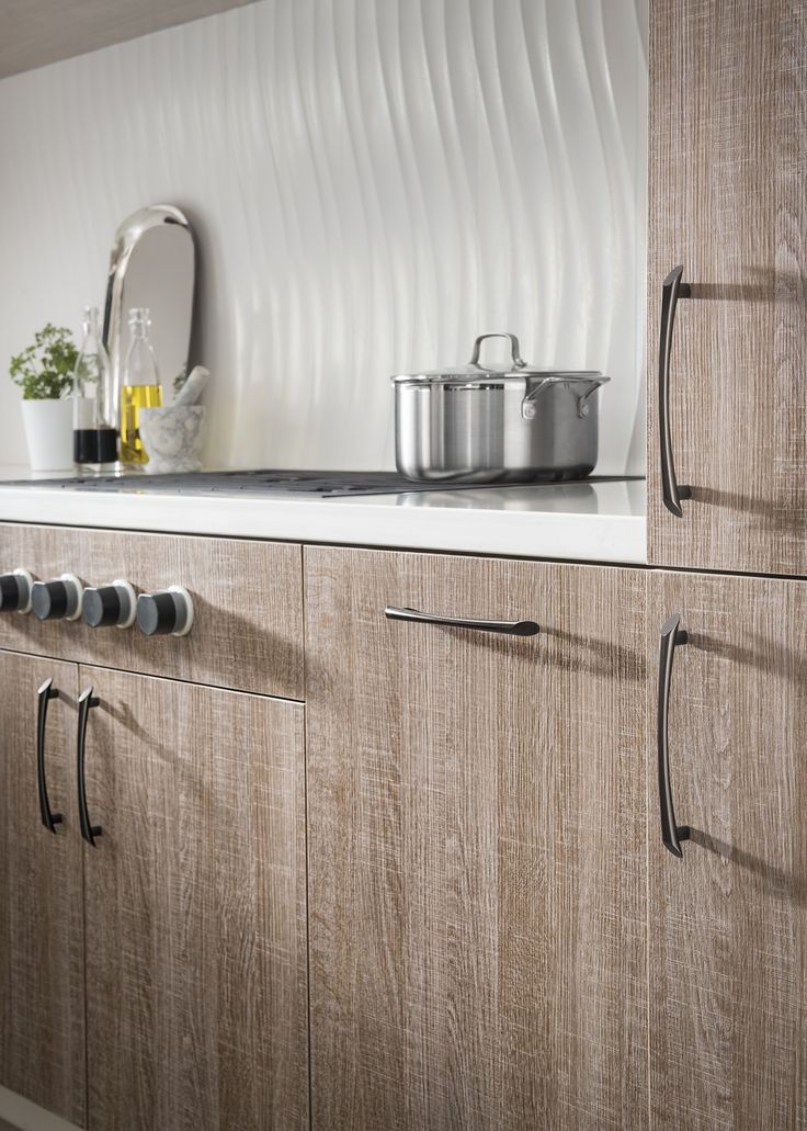 Add Style To Your Kitchen With Edgewater Pulls From The Top Knobs  Barrington Collection #cabinethardware