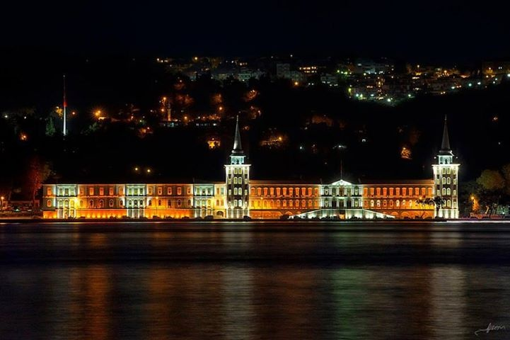 Kuleli Military High School is the first military high school in Turkey, located in Istanbul. It was founded on September 21, 1845 by Ottoman Sultan Abdulmecid I.