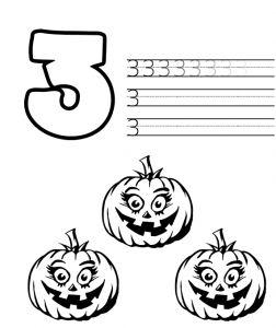 halloween number worksheets (4)