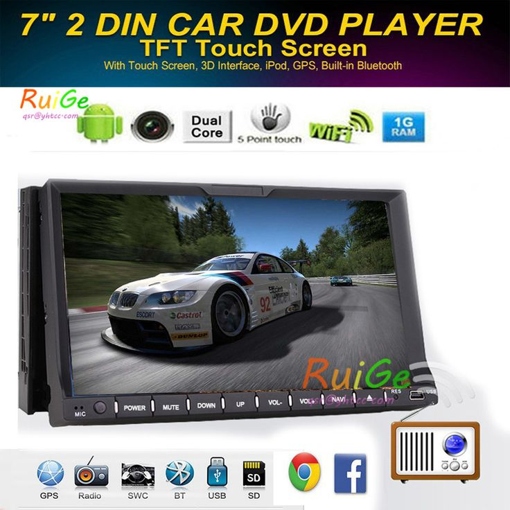 ==> [Free Shipping] Buy Best Wireless Reverse CameraUniversal 2 din android 4.2 Car Stereo GPS Navigation HD Capacitive Muilt-Touch Screen Video Audio BT Online with LOWEST Price   32528337310