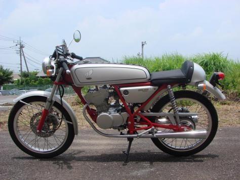 Basically New – 1997 Honda Dream 50 CB50V