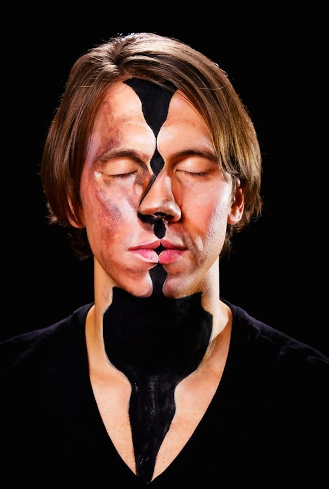 One Face, Two Face, Three Face Illusion | Mighty Optical Illusions
