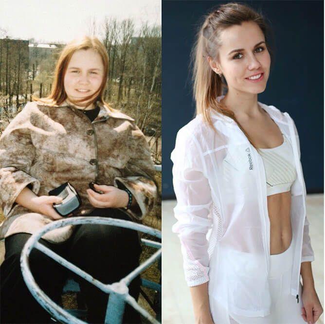 Tajemství hubnutí Tatiana Rybakova