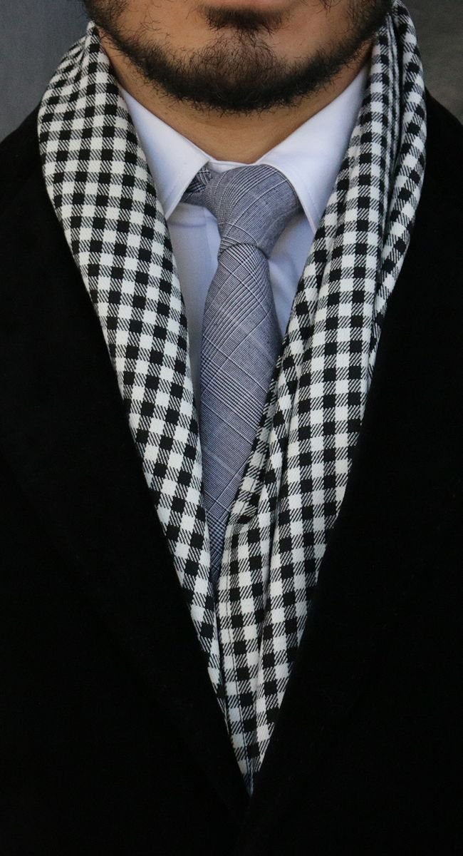 Lord Wallington Scarf and Tie