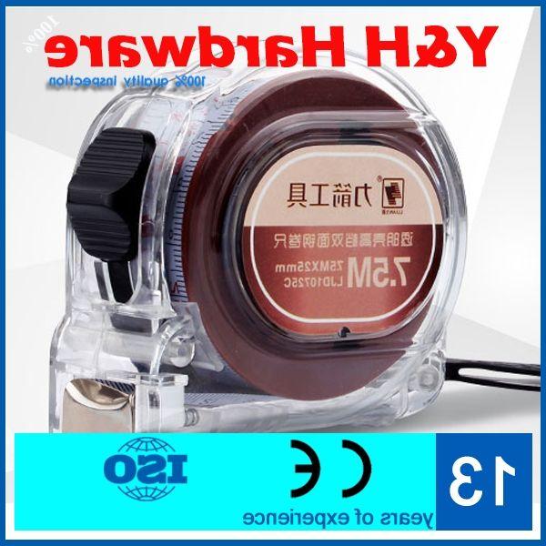 27.72$  Watch here - https://alitems.com/g/1e8d114494b01f4c715516525dc3e8/?i=5&ulp=https%3A%2F%2Fwww.aliexpress.com%2Fitem%2F7-5m-Measuring-Tool-Hook-Magnetic-Tape-Measure-Ruler-Inch-cm-mm%2F32672530740.html - 7.5m Measuring Tool Hook Magnetic Tape Measure Ruler Inch cm mm