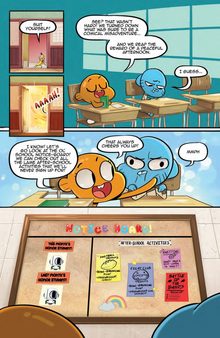 Amazing World Of Gumball Anime Porn Comic cartoon porn preview my porn videos